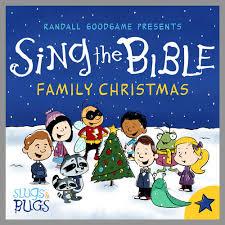 family christmas sing the bible family christmas slugs bugs
