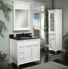 triple white wooden frame wall mirror ikea bathroom mirrors ideas
