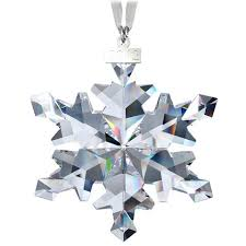 swarovski snowflake ornament 2012 things to do