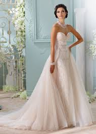 two piece fit and flare embroidered wedding dress 116228 edan