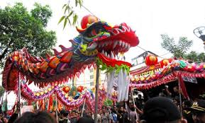 lantern festival celebrated in indonesia lifestyle news sina