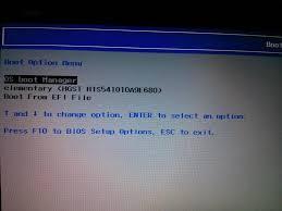 dual boot installing ubuntu alongside a pre installed windows