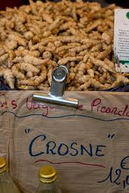 cuisiner crosnes this weekend at the market david lebovitz