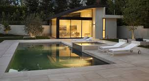 pool guest house plans designs creates custom magnificent modern mansion
