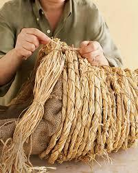 handmade cornucopia how to martha stewart
