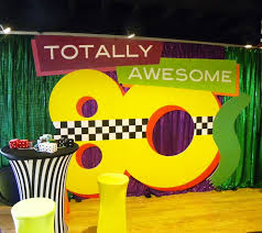 80s Theme Party Ideas Decorations 160 Best My 80s Party Images On Pinterest Desserts Party Time