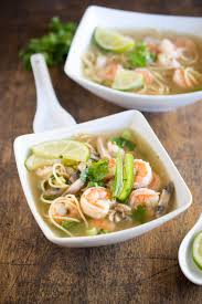 pho cuisine shrimp pho