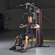 marcy eclipse hg3000 compact home gym with weight stack 68 kg
