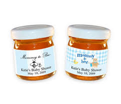 honey favors baby shower honey jar favors baby shower party favors