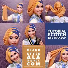 tutorial make up wardah untuk pesta ini vindy yang ajaib makeup natural dan tutorial hijab wisuda