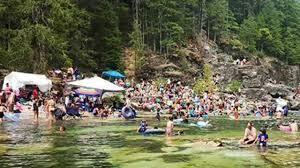 Opal Creek Oregon Map Kgw Com New Rules For Detroit Lake Three Pools And Opal Creek Areas