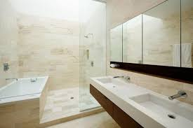 Stone Bathroom Designs 30 Awesomely Airy Bathroom Designs With Skylight Rilane