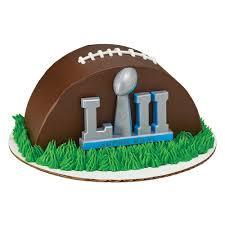 football cakes decopac bowl football cake design