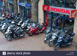 honda bikes honda motorcycle dealer shop at vauxhall london uk with motor