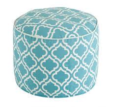 ottoman beautiful blue ottoman pouf ottomans vancouver canada