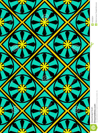 moroccan tile seamless moroccan tile wallpaper stock illustration image 16333934