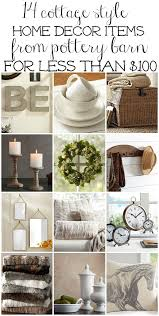 cottage style home decor for less than 100 liz marie blog