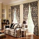 <b>Modern</b> Furniture: <b>Living room curtains</b> ideas 2011
