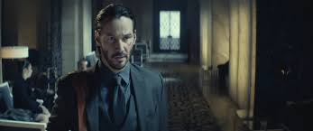 Interior Leather Bar Full Movie John Wick U0027s Suit Bamf Style