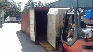 shipping container handling specialists hills self storage