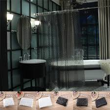 Bathroom Curtains Set Buy Shower Curtains Bathroom Curtain Set And Get Free Shipping On