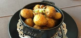 comment cuisiner les pommes de terre de noirmoutier pommes de terre et sel de noirmoutier bistro