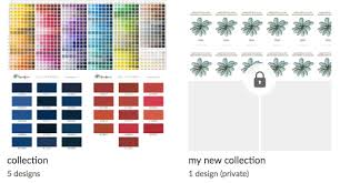 You Are My Designs What Are Collections And How Do They Work Spoonflower Help Center