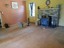 reduce reuse recycle painted particle board flooring home