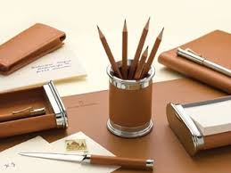 accessoire bureau luxe luxury writing instruments graf faber castell