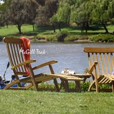 Teak Patio Outdoor Furniture by Patio Outdoor Steamer Chair Captain