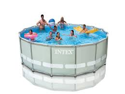 Intex Metal Frame Swimming Pools Buying The Intex 18x48 Ultra Frame Swimming Pool U2014 Amazing