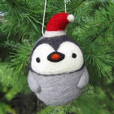 wild whimsy woolies needle felted animals ornaments and cute gifts