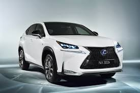 suv lexus 2014 lexus releases all new nx 300h suv