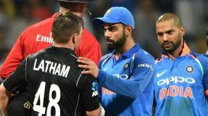 india v s new zealand 1st odi virat kohli reveals reason for