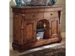 kincaid furniture tuscano 96 090mv sideboard with marble top