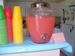 photo delicious baby shower punch image
