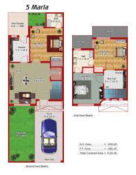 home design 4 marla