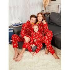 2018 rudolph onesie matching family pajama m in
