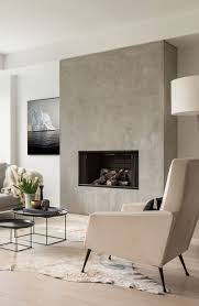 Fireplace Ideas Modern Best 20 Concrete Fireplace Ideas On Pinterest Modern Fireplace