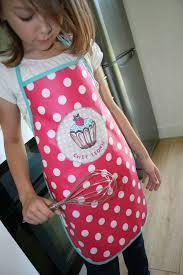 patron tablier cuisine enfant en cuisine york avec toi