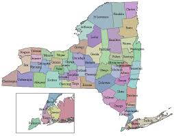 map of state of ny criminal justice agency directory for new york state ny dcjs
