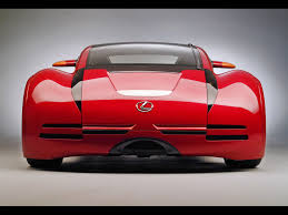 lexus coupe 2002 lexus concept from