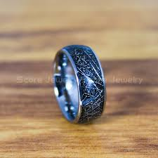 fusion wedding band wedding lashbrook designs cobalt meteorite wedding band fusion