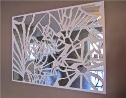 mosaic mirror wall decor ideas jeffsbakery basement u0026 mattress