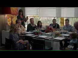 modern family joe thanksgiving play