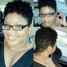 oval face with tapered afro haircut tapered natural twa for round face new short hairstyles for 2015