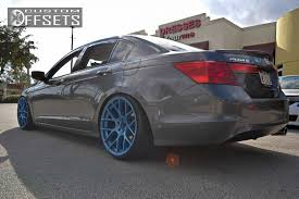 honda accord 2011 custom wheel offset 2011 honda accord flush dropped 1 3 custom rims