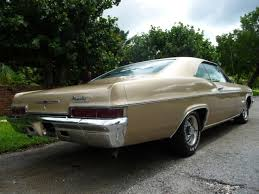 1966 chevrolet impala ss original survivor real 168 vin code ss