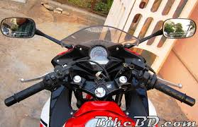 cbr bike on road price honda cbr 150r review by team bikebd