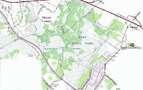 Map Of Essex County Nj Greater West Essex Nj Birders Hatfield Swamp Nj 921